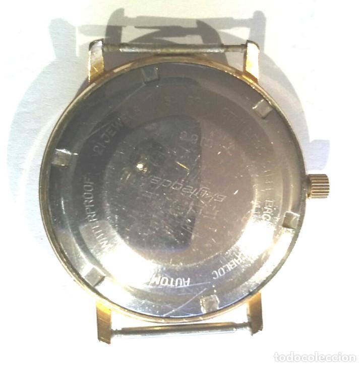 Relojes automáticos: Fortis Skyleader Reloj Automático Calendario . Med. 35 mm sin contar corona - Foto 2 - 187547556