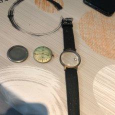 Relojes automáticos: RELOJ DUWARD CALENDARIO ANTIGUO FUNCIONA PERFECTAMENTE. Lote 188495988