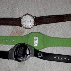 Relojes automáticos: LOTE DE 3 RELOJES A PILA. Lote 188564778