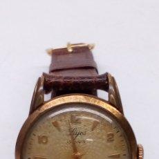 Relojes automáticos: RELOJ LUJOS CARGA MANUAL EN FUNCIONAMIENTO MAQUINARIA SWISS. Lote 188591822
