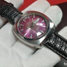 Relojes automáticos: RELOJ CLIPEP AUTOMATIC INCABLOC CAL-AS 2066, AÑO 1972, DOBLE CALENDARIO. Lote 189454227