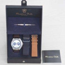 Relojes automáticos: RELOJ CABALLERO MASSIMO DUTTI.. Lote 244471230
