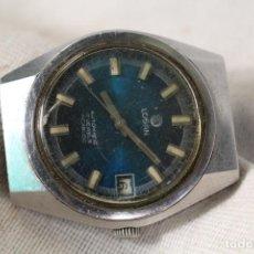 Relojes automáticos: RELOJ SUIZO AUTOMÁTICO LOSAN AÑOS 70, . Lote 190104603