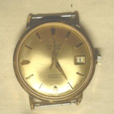 Relojes automáticos: RELOJ CABALLERO AUTOMATICO RADIANT, CALENDARIO, FUNCIONA. MED. 3,3 CM SIN CONTAR CORONA. Lote 190133935