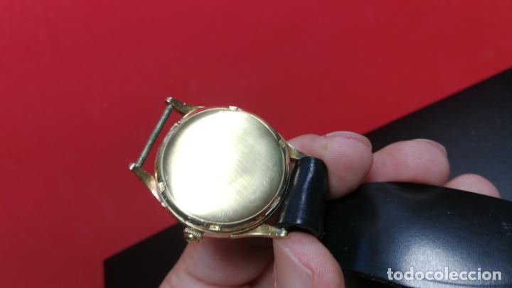 Relojes automáticos: RELOJ OMEGA AUTOMÁTICO BOOMPER CHONOMETRE DEL AÑO 1954 CAL 354 en CAJA DE ORO de 18K - Foto 57 - 190390533