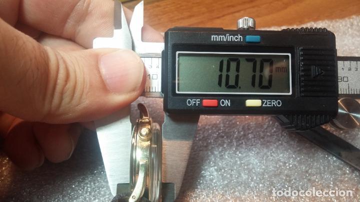 Relojes automáticos: RELOJ OMEGA AUTOMÁTICO BOOMPER CHONOMETRE DEL AÑO 1954 CAL 354 en CAJA DE ORO de 18K - Foto 69 - 190390533