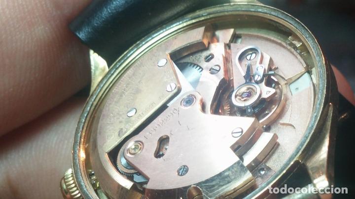 Relojes automáticos: RELOJ OMEGA AUTOMÁTICO BOOMPER CHONOMETRE DEL AÑO 1954 CAL 354 en CAJA DE ORO de 18K - Foto 73 - 190390533