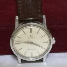 Relojes automáticos: VINTAGE RELOJ OMEGA SEAMASTER A CUERDA CALIBRE 520. Lote 190225968