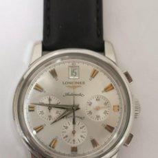 Relojes automáticos: RELOJ LONGINES CONQUEST HERITAGE CRONOGRAPH. Lote 190731960