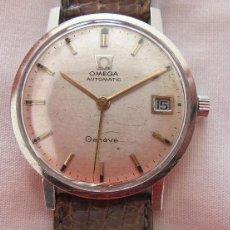 Relojes automáticos: RELOJ OMEGA AUTOMATICO 565 24 RUBIES VINTAGE. Lote 190734066