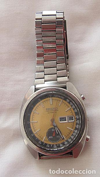 Relojes automáticos: RELOJ SEIKO CRONO CRONOGRAFO AUTOMATICO VINTAGE - Foto 2 - 190735467