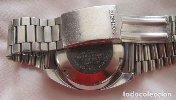 Relojes automáticos: RELOJ SEIKO CRONO CRONOGRAFO AUTOMATICO VINTAGE - Foto 3 - 190735467