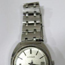 Relojes automáticos: CITIZEN - RELOJ DE PULSERA AUTOMÁTICO 17 JEWELS WATER RESISTANT . Lote 190818503