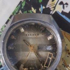 Relojes automáticos: CITIZEN AUTOMÁTICO 21 JEWELS NO FUNCIONA 38 MM SIN CORONA. Lote 190851137