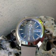 Relojes automáticos: U/20 RELOJ VINTAGE ORIENT NUEVO AUTOMATIC TARA. Lote 190879522