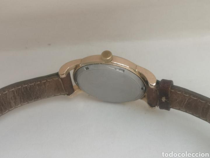 Relojes automáticos: Reloj omega automático bumper de 1940 en ıamina 80 micrones de oro 18k - Foto 6 - 191008863