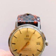 Relojes automáticos: RELOJ TISSOT VISODATE AUTOMÁTIC SEASTAR SEVEN FUNCIONANDO. Lote 191072030