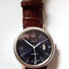 Relojes automáticos: RELOJ A AUTOMATICO TRIAS SEMINUEVO.. Lote 191719816