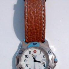 Relojes automáticos: RELOJ SWISS ARMY EQUIPPED. Lote 191925105