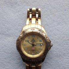 Relojes automáticos: RELOJ MARCA SWISS MILITARY. AUTOMÁTICO DE CABALLERO. FUNCIONANDO. Lote 192345052