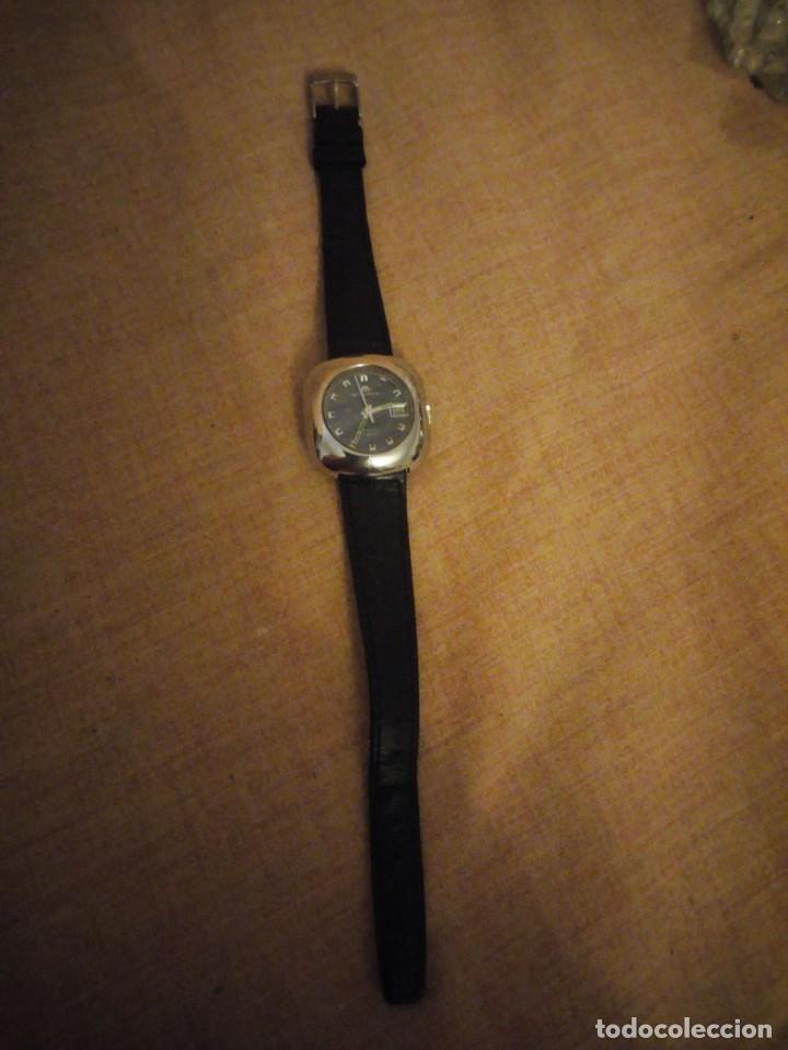 Relojes automáticos: reloj movado kingmatic surf 360 años 70 señora - Foto 2 - 193970232