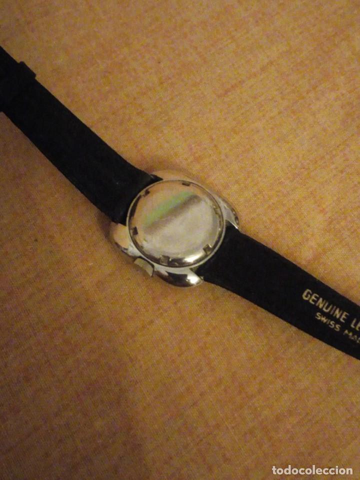 Relojes automáticos: reloj movado kingmatic surf 360 años 70 señora - Foto 6 - 193970232