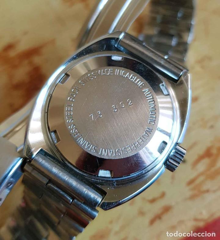 Relojes automáticos: RELOJ THERMIDOR AUTOMÁTICO, VINTAGE , NOS (NEW OLD STOCK) - Foto 6 - 194011655