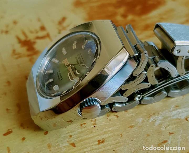 Relojes automáticos: RELOJ THERMIDOR AUTOMÁTICO, VINTAGE , NOS (NEW OLD STOCK) - Foto 3 - 194011786