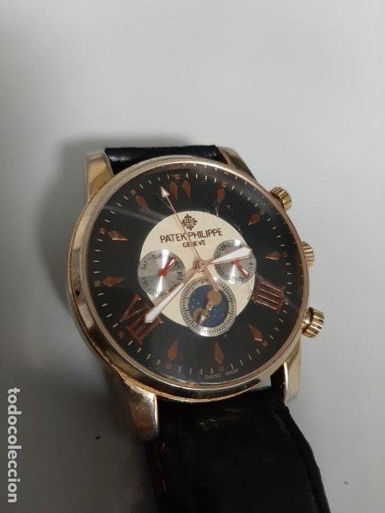 RELOJ PAKET PHILIPPE GENEVE AUTOMÁTICO .REPRO (Relojes - Relojes Automáticos)
