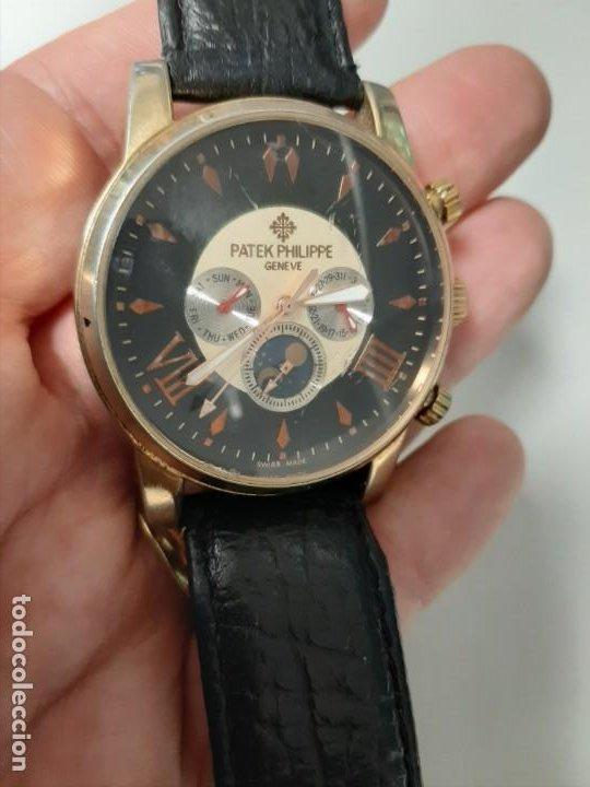Relojes automáticos: Reloj paket Philippe geneve automático .repro - Foto 2 - 194098076