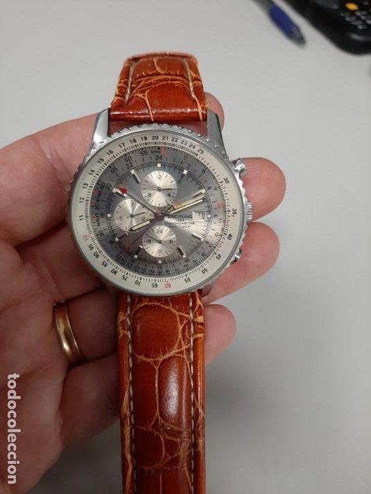 Relojes automáticos: Reloj breitling 1884. Automático .repro - Foto 2 - 194098986