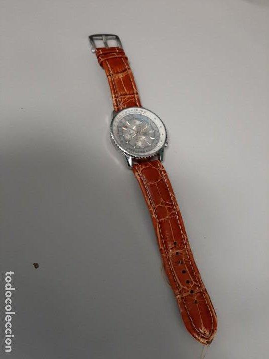 Relojes automáticos: Reloj breitling 1884. Automático .repro - Foto 3 - 194098986