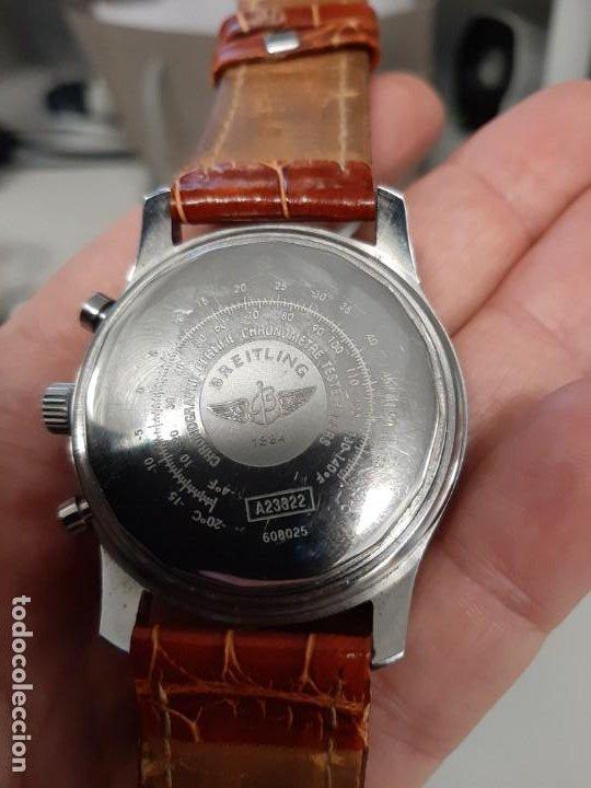 Relojes automáticos: Reloj breitling 1884. Automático .repro - Foto 5 - 194098986