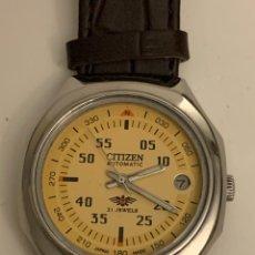 Relojes automáticos: CITIZEN AUTOMATICO COMO NUEVO RARO. Lote 194241473