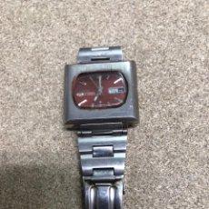 Relojes automáticos: RELOJ DE PULSERA SEIKO 5 AUTOMATIC 21 JEWELS FUNCIONA. Lote 194301690