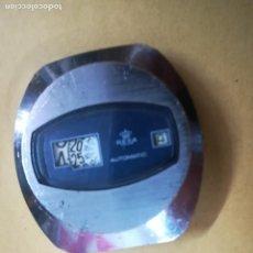 Relojes automáticos: ANTIGUO RELOJ REXA AUTOMATICO FUNCIONA ( MUY DIFICIL DE CONSEGUIR ). Lote 194302252