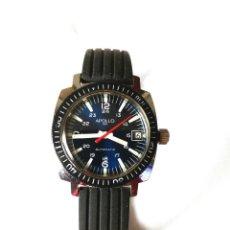Relojes automáticos: RELOJ AUTOMATICO FUNCIONANDO. Lote 194324215