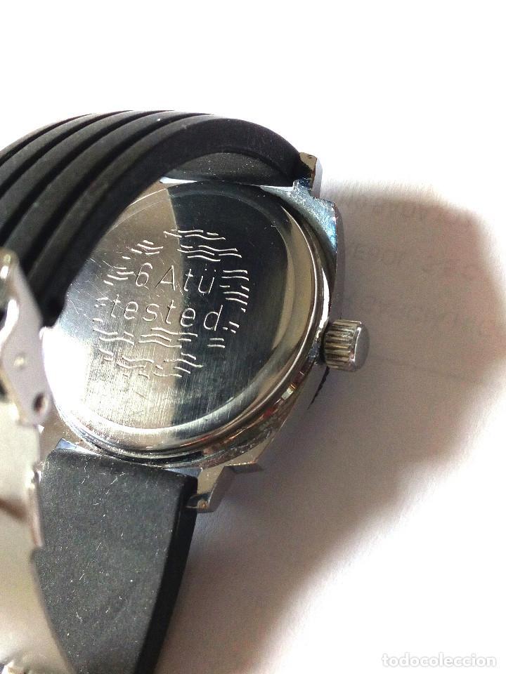 Relojes automáticos: RELOJ AUTOMATICO FUNCIONANDO - Foto 5 - 194324215