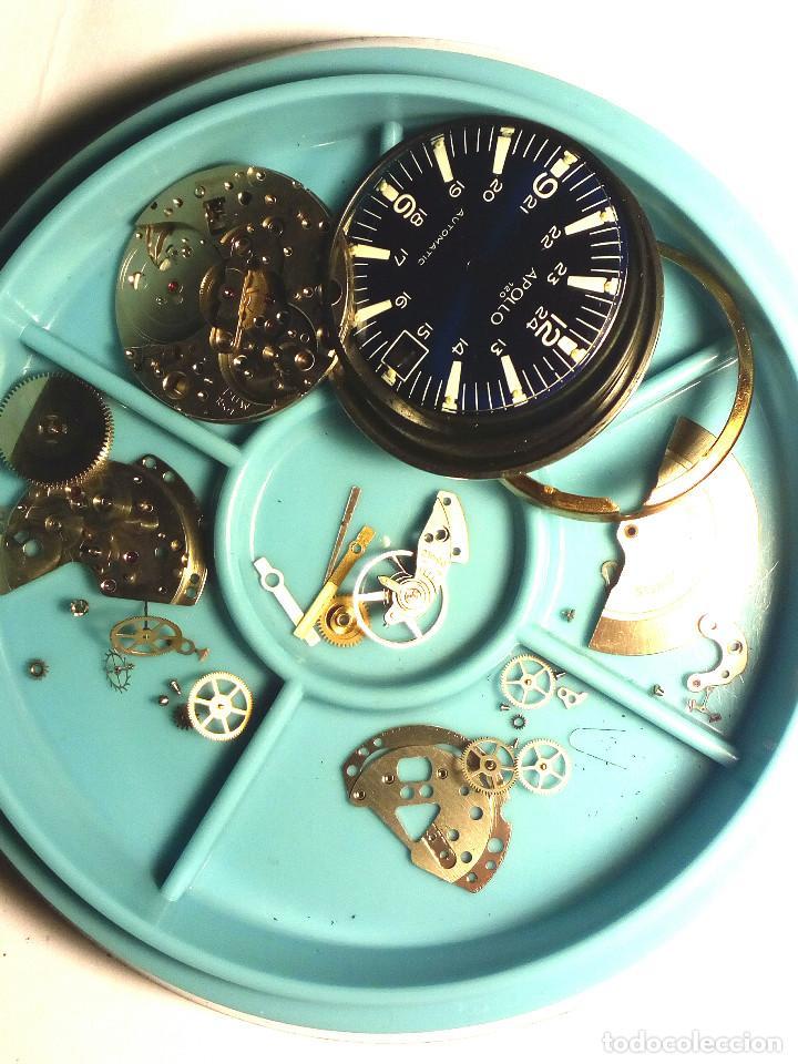 Relojes automáticos: RELOJ AUTOMATICO FUNCIONANDO - Foto 8 - 194324215