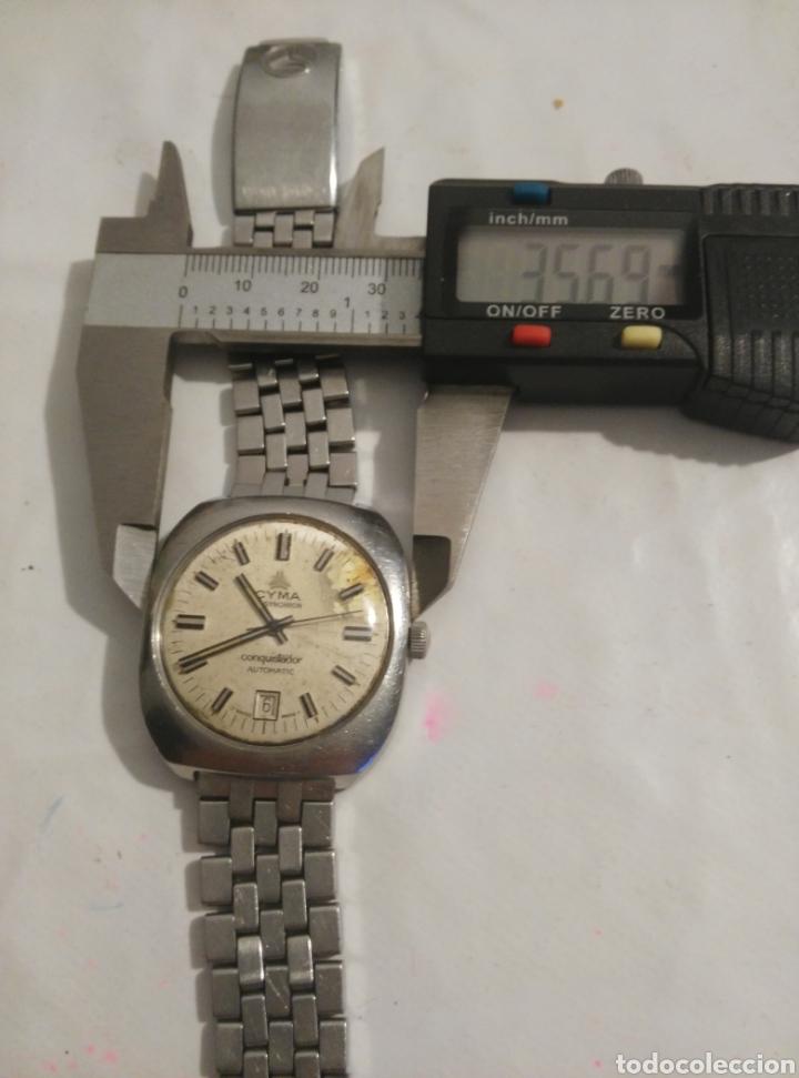 Relojes automáticos: Reloj cyma automatico - Foto 2 - 194336077
