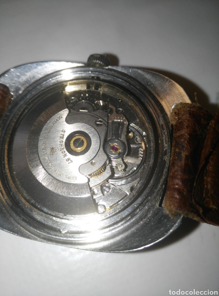 Relojes automáticos: Reloj cyma automatico - Foto 7 - 194336077
