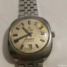 Relojes automáticos: RELOJ CYMA AUTOMATICO. Lote 194336077