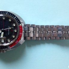 Relojes automáticos: RELOJ CLÁSICO BULOVA OCEANOGRAPHER. 666 FEET. AÑOS 70.. Lote 194364866