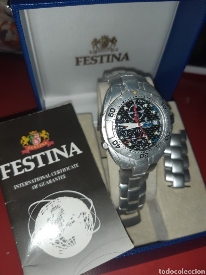 Relojes automáticos: Reloj Festina - Foto 3 - 194491377