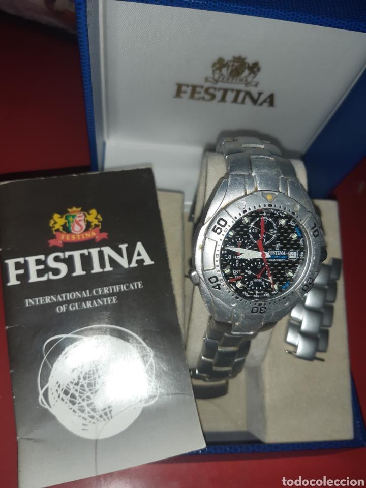 Relojes automáticos: Reloj Festina - Foto 4 - 194491377