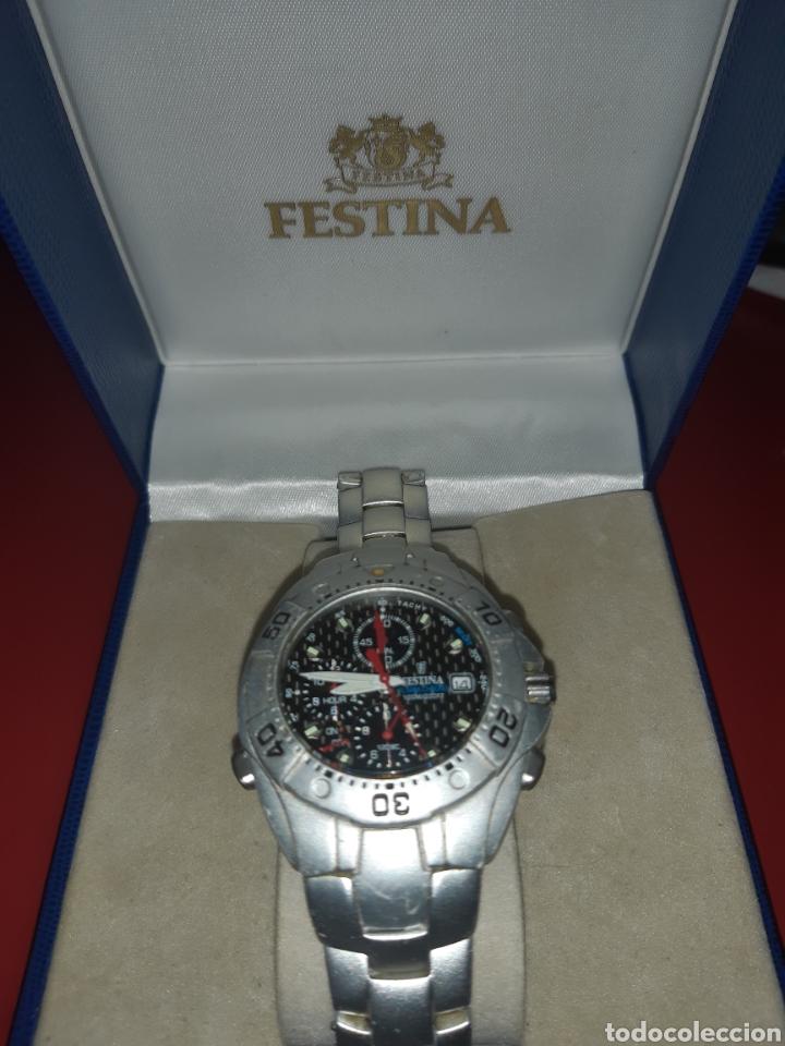Relojes automáticos: Reloj Festina - Foto 5 - 194491377