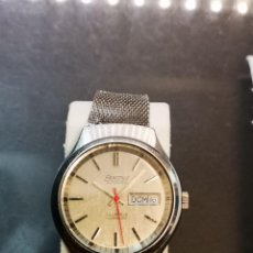 Relojes automáticos: RELOJ AUTOMÁTICO EXACTUS INCABLOC 25 JEWELS. Lote 194525813