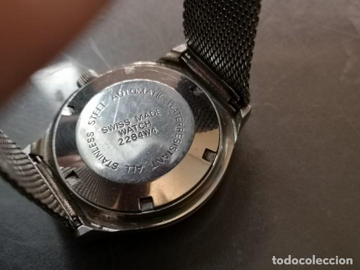 Relojes automáticos: reloj automático exactus incabloc 25 jewels - Foto 7 - 194525813