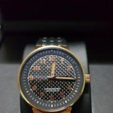 Relojes automáticos: MIDO CHRONOMETER AUTOMATIC 44 MMS ELECTROCHAPADO ORO ROSA ESTADO MUY BUENO COMO NUEVO COMPLETO . Lote 194541937