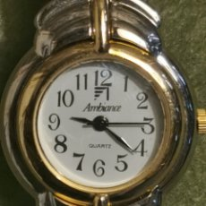Relojes automáticos: RELOJ AMBIANCE. Lote 194591268